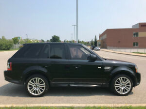 GREAT PRICE! 2012 RANGE ROVER SPORT HSE LUXURY