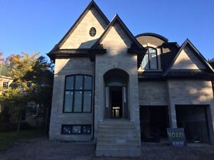 Custom home for sale in Richmond hill!