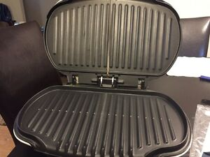 George Foreman Double-Sided Grill Kingston Kingston Area image 2