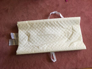 Change Table Cushion with Straps