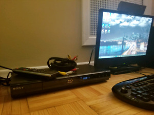 HP Pavilion, AMD, 6GB, 1TB, WIFI Card, FREE SONY Blu-Ray Player