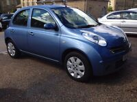 Nissan Micra 1.4 Automatic Very Low Mileage and Full Service History