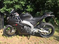 Aprilia RS4 125cc, ONLY 308 MILES, ONLY 2 MONTHS OLD