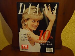 2007 TV Guide Special Edition Tribute - Princess Diana's death