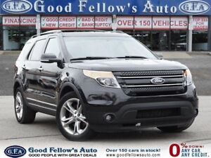 2015 Ford Explorer LIMITED MODEL, 7 PASSENGER, AWD, LEATHER SEAT