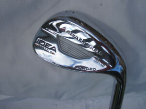 Golf Wedges (3) - AdamsGolf/Ping/Prince
