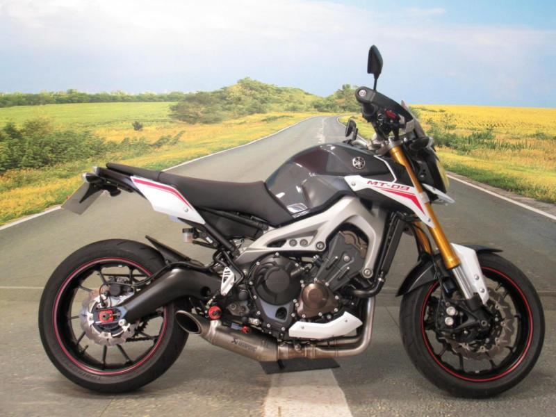 yamaha mt 09 street rally in clay cross derbyshire. Black Bedroom Furniture Sets. Home Design Ideas