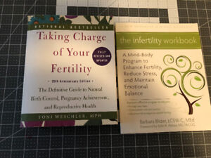 Taking charge of your fertility & the fertility workbook