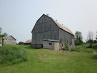Old Barn Need Gone