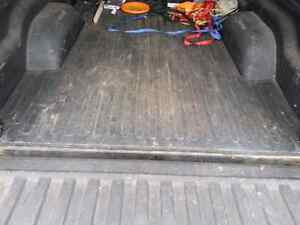 Truck bed mat   6.5' box