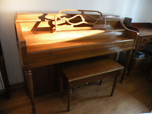 Mason & Risch Piano searching for a new set of fingers