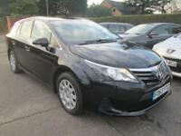 2014 Toyota Avensis 2.0 D4D Estate Active New Shape