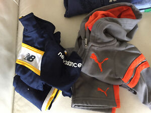 Lot of boys 0-3 month clothes