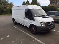 Ford transit 350 100 PS One company owner from new