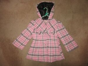 Girls Dress Coat.  Size Medium
