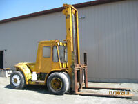 LIFT CHARIOT ELEVATEUR HYSTER CHALLENGER 180