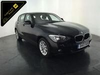 2013 BMW 118D SE DIESEL 5 DOOR HATCHBACK 141 BHP 1 OWNER FROM NEW FINANCE PX