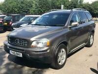 2010 Volvo XC90 2.4 D5 ACTIVE AWD 5d 185 BHP Estate Diesel Automatic