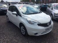 2014 NISSAN NOTE 1.5 dCi Acenta Premium SERVICE HISTORY 12 MTS WARRANTY AVAIL