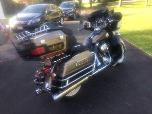 2004 Harley ultra glide