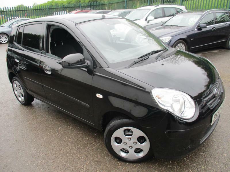 2009 kia picanto strike 5 door hatchback petrol in. Black Bedroom Furniture Sets. Home Design Ideas