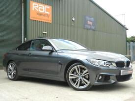 2015 BMW 4 SERIES 435D XDRIVE M SPORT COUPE DIESEL