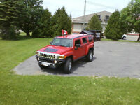 Renting HUMMER for PROM Graduation drop off