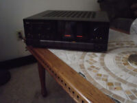 SANSUI AMP WITH TUNER