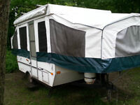 2005 palimino tent trailer for sale