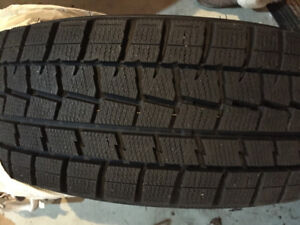 Snow tires for 2007 Honda Accord