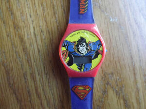 "FS: 1996 DC Comics ""Superman"" Wrist Watch"