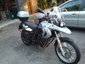 2009 BMW F650GS Twin