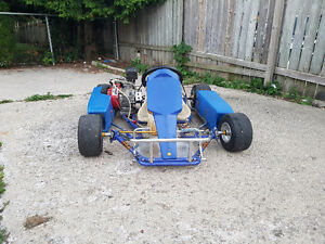 Nice Go kart for sale or trade