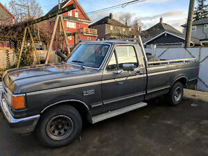 1987 Ford F-150 Lariat XLT classic Collector ready