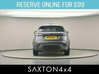 2019 Land Rover Range Rover Velar 2.0 P250 SE Auto 4WD (s/s) 5dr SUV Petrol Auto