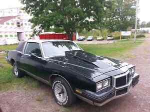 1984 Pontiac Grand prix Need gone