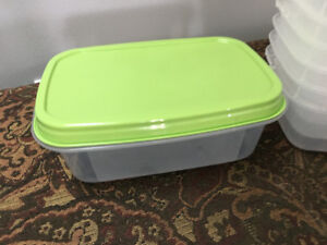 Plastic Storage Containers 50 Cents each