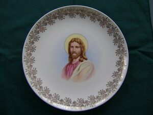 DECORATIVE COLLECTOR PLATE