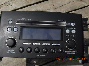 Clairion radio/cd mp3