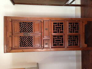 Solid wood cabinet - Ching dynasty