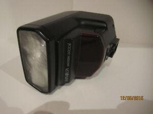 Minolta Maxxum 3200i shoe mount flash