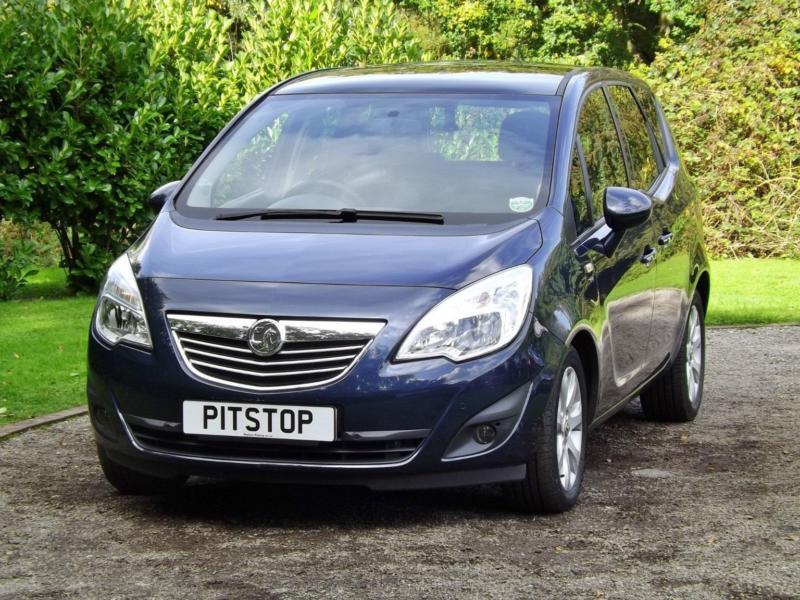 Vauxhall Meriva 1.7 SE CDTi 5dr DIESEL AUTOMATIC 2011/61