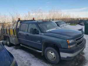 2007 Chevrolet Silverado 3500 diesel dually Allison transmission