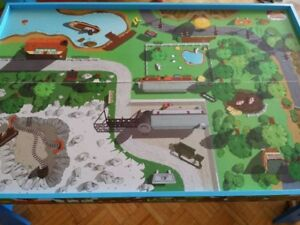 Thomas Train Table + Tidmouth Sheds + other
