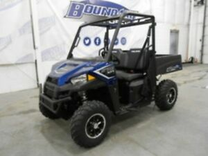 2018 Polaris Ranger 570 EPS Navy Blue Metallic