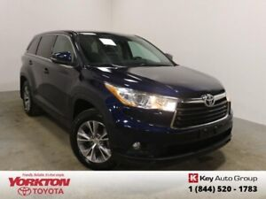 2015 Toyota Highlander LE AWD  -  Bluetooth - $229.06 B/W