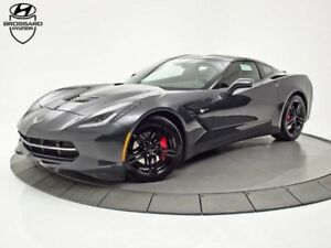 2017 Chevrolet Corvette STINGRAY 2LT HEAD UP DISPLAY