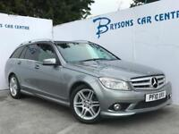 2010 10 Mercedes-Benz C250 2.1CDI Blue F Auto CDI Sport for sale in AYRSHIRE