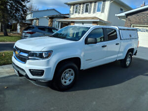 2015 Chevrolet Colorado V6, LEER CAP, 2WD WT - certified
