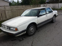 Beautiful 91 Olds! Reliable ,Great car loads of life left in her